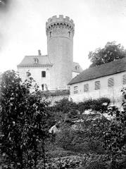 Domaine de Châteauvieux - Tour