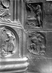 Cathédrale Notre-Dame - Bas-relief