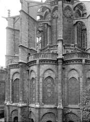 Abbaye Sainte-Colombe - Partie de l'abside