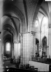Eglise Saint-Clément - Déambulatoire