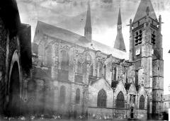 Eglise Saint-Germain - Façade latérale