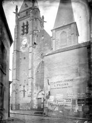 Eglise Saint-Germain - Clochers