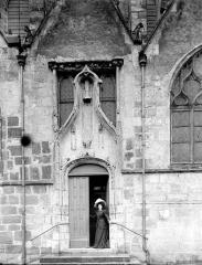 Eglise Saint-Germain - Portail