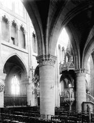 Eglise Saint-Germain - Vue diagonale