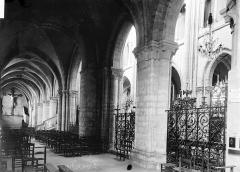 Eglise Saint-Germain - Bas-côté