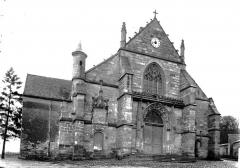 Eglise Saint-Martin - Vue d'ensemble