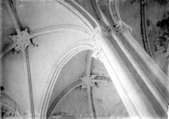 Eglise Saint-Martin - Voûtes
