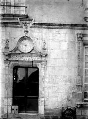 Hôtel Anne de Pisseleu - Porte