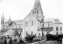 Ancienne abbaye Saint-Georges-de-Boscherville - Ensemble sud