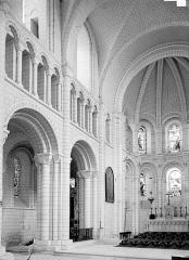 Ancienne abbaye Saint-Georges-de-Boscherville - Choeur