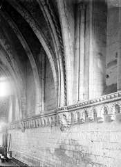 Ancienne abbaye Saint-Georges-de-Boscherville - Salle