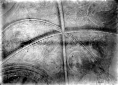 Ancienne léproserie de Saint-Julien-le-Chartreux - Voûtes