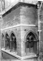Ensemble archiépiscopal - Détail extérieur
