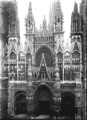 Ensemble archiépiscopal - Façade ouest