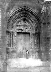 Ensemble archiépiscopal - Portail Saint-Jean
