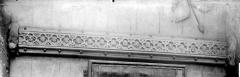 Ensemble archiépiscopal - Détail du vantail de la porte des libraires