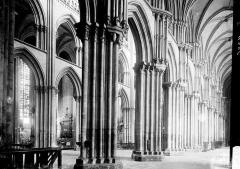 Ensemble archiépiscopal - Vue diagonale