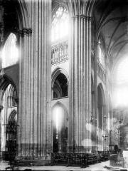 Ensemble archiépiscopal - Transept