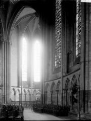 Ensemble archiépiscopal - Transept, partie haute