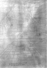 Cathédrale Notre-Dame - Nef