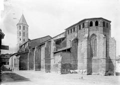 Eglise Saint-Laurent - Ensemble sud-est