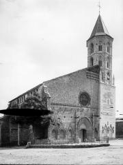Eglise Saint-Laurent - Ensemble sud-ouest