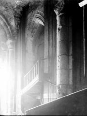 Ancienne abbaye Notre-Dame - Détail intérieur