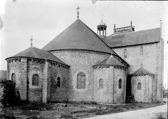 Eglise Saint-Gildas - Abside