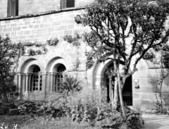 Ancienne abbaye Saint-Etienne - Partie extérieure