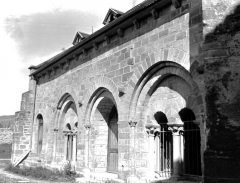 Ancienne abbaye - Salle capitulaire