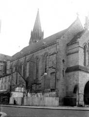Eglise Saint-Martin - Côté nord-ouest