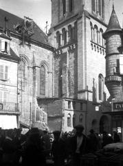 Eglise Saint-Martin - Base de la tour
