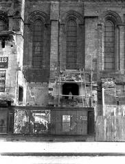 Eglise Saint-Martin - Partie latérale