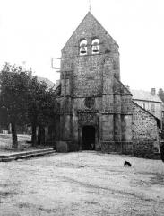 Eglise Saint-Pardoux - Façade