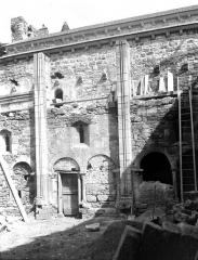 Eglise et son cloître - Cloître : Galerie nord