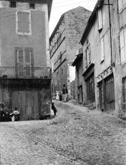 Maison Séguier ou du Grand Ecuyer - Vue d'ensemble prise de la rue