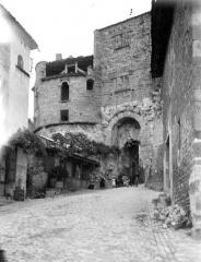Porte de ville, dite Porte des Ormeaux - Porte