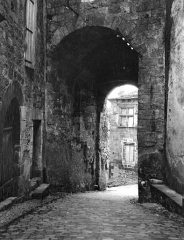 Porte de Rous - porte