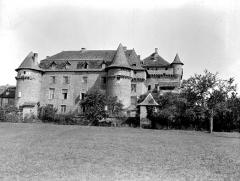 Château - Ensemble sud