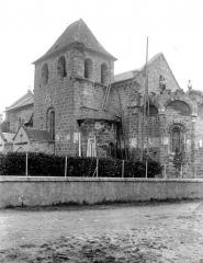 Eglise Saint-Sanctin ou Saint-Xantin - Ensemble sud-est