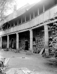 Bâtiments de l'ancien prieuré Saint-Xantin, dits ancien presbytère - Galerie