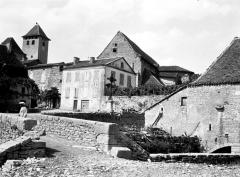 Ancienne abbaye Saint-Pierre - Ensemble sud