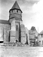 Eglise Saint-Robert - Eglise, ensemble