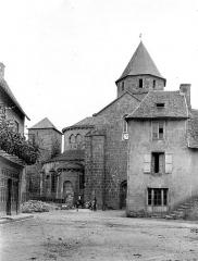Eglise Saint-Robert - Eglise, abside