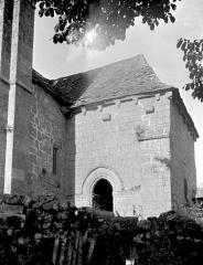Eglise Saint-Martin-et-Saint-Blaise£ - Extérieur