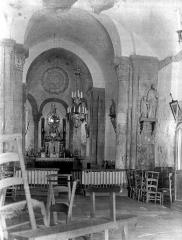 Eglise Saint-Martin-et-Saint-Blaise£ - Intérieur