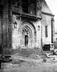 Eglise Saint-Pierre - Portail nord
