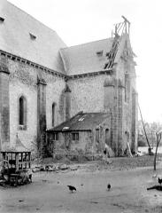 Eglise Saint-Pierre - Partie latérale