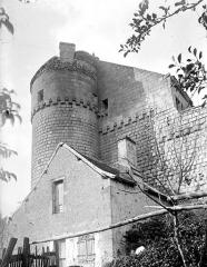 Château du Grand Pressigny - Tour ouest