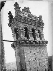 Château du Grand Pressigny - Château-Neuf : Souche de cheminée